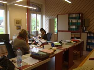 Bureau communal