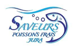 Logo saveurs poissons frais jura
