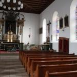église de Courtedoux